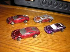 Lot of 4 Hot Wheels Dodge Charger Daytona Drift R/T SRT-8 Concept Muscle Cars