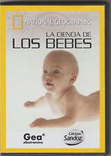 National Geographic: La Ciencia de Los Bebes (DVD) Gea/Sandoz promo