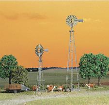 Walthers Cornerstone N Gauge Kit Van Dyke Farm Windmill #933-3801