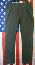 AG Adriano Goldschmied The Everett Slim Straight Men's 37x33 38x34 Chinos Pants