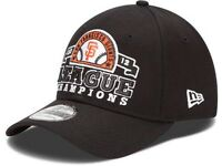 San Francisco Giants New Era 39Thirty 2012 MLB Baseball League Champions Cap Hat