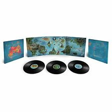 Symphonic Fantasies Tokyo Chrono Trigger Mana Hearts 3LP Vinyl Record Soundtrack