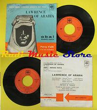 LP 45 7'' PERCY FAITH Lawrence of arabia Oba! bossa nova italy CBS no cd mc dvd*