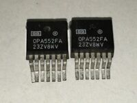 1 pc High-Voltage High-Current OPERATIONAL AMPLIFIER Burr Brown OPA549T