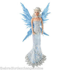 "Ice Fairy Fantasy 18"" Porcelain Doll By Master Doll Artist Cindy McClure"