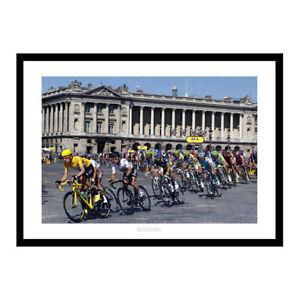 Bradley Wiggins & Mark Cavendish 2012 Tour de France Photo Memorabilia (928)