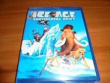 Ice Age 4: Continental Drift (Blu-ray Disc, 2012) Animated NEW 4