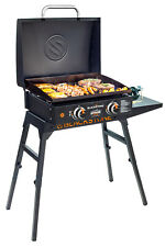 Blackstone Griddle Bundle with Stand and Hood Portable Outdoor Cooking BBQ Grill