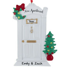New Apartment Personalized Christmas Tree Ornament