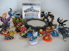PS3 Skylanders Giants Game Lot