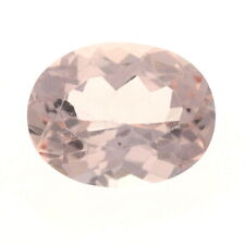 Loose Morganite - Oval Cut 2.19ct Pink Solitaire
