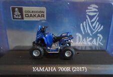 Dakar Yamaha 700R 2017 1/43 Rally Racer