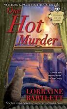Lorraine Bartlett - Victoria Square Mystery: One Hot Murder Book 3 - NEW