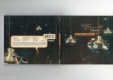 BLIP Blurp bleep: the Music of Daniel Bell-RARE CD-Tech House Techno Minimal