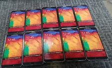 LOT of 10 New Samsung Galaxy Note 3 Display Phones - Dummy Phone - Toy - Mockup