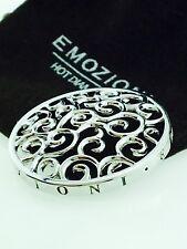 Emozioni Hot Diamonds Silver Winding Path 25mm Coin (£19.95)