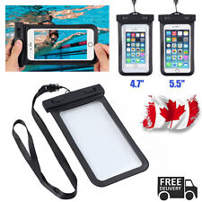 WATERPROOF UNDERWATER PHOTO CASE PHONE DRY BAG POUCH FOR IPHONE 7 PLUS 8 6S PLUS