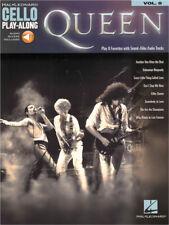 Queen Cello Play-Along #8 Violoncello Noten mit Download Code