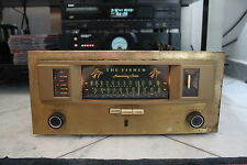 """Vintage, The Fisher 90r """"Anniversary"""" AM/FM Tube Tuner,"""