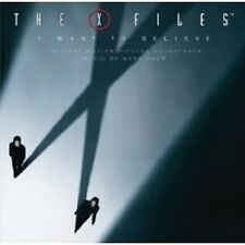 THE X FILES I WANT TO BELIEVE SOUNDTRACK CD NEW!