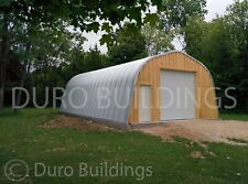 New Listingdurospan Steel 30x20x14 Metal Building Diy Home Kits Open Ends Factory Direct