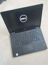 Dell Latitude E7470 Laptop i5 6300U 2.40GHz 8GB RAM 256GB SSD Win10