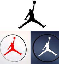 Michael Jordan Air Mini Decal Basketball Logo Vinyl Window Sticker Laptop Ipad