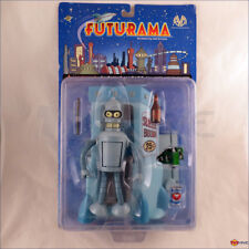 Futurama Bender action figure with Suicide Booth - Moore Collectibles - worn box