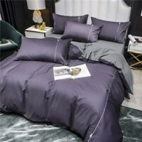 Luxury Cotton Craft Bedding Sets Duvet Cover Bed/Flat Sheet Fitted Sheet Set