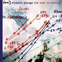 Richard Youngs The Rest Is Scenery CD Glass Redux 2016 NEW
