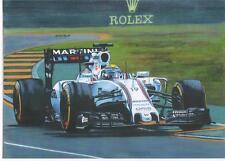 Felipe Massa 2015 art print