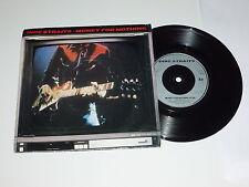 """Dire STRAITS-soldi per nulla - 1985 UK 2-TRACK 7"""" VINILE SINGOLO"""