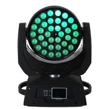 New listing 36X10W Rgbw In1 Led zoom moving head wash stage light free shipping