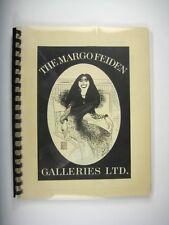 Al Hirschfield Catalog Art Prints Margo Feiden Galleries Judy Garland  Hepburn