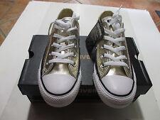 Converse  Chucks  CTAS  OX  Light Gold White Größe 39  Modell 153181C   Neu