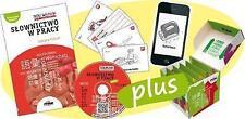 TESTUJ SWOJ POLSKI Slownictwo w pracy PLUS by Justyna KrztoĹ | Hardcover B