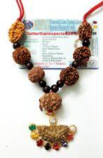 Rudraksh Rudraksha 1 2 3 4 5 6 7 Ganesh Mukhi Beads Mala Necklace Face Rosary