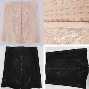 Waist Corset Body Shaping Mid Section Girdle Slim Belly Under-bust  US