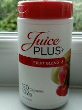 Juice Plus fruit Premium 120 Capsules NEW date 2022
