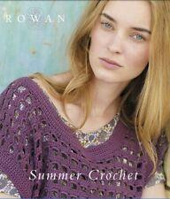 Rowan Summer Crochet Pattern Book - 12 designs