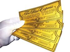 Polar Express Ticket Believe Ticket Great Christmas Gift -  See Description xx
