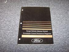 2008 Ford Escape Hybrid Powertrain Control & Emissions Service Repair Manual