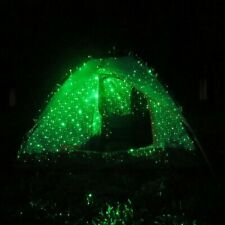 PORTABLE TENT NIGHT PARTY PROJECTOR LASER SHOW WILD CAMP LIGHT by USB / AC POWER
