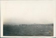 France, Marseille, Vue générale de la ville et le Pont transbordeur, ca.1905, vi