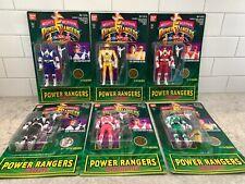 Vintage Power Rangers Auto Morphin Figures Lot