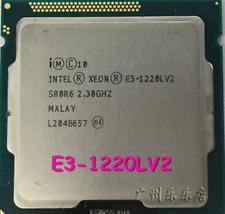 Intel Xeon E3-1220LV2 2.3 GHz Dual-Core (CM8063701099001) Processor