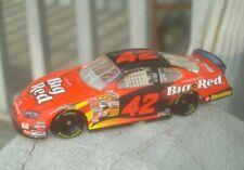2007 Juan Pablo Montoya #42 Big Red Dieacast 1:64 ~ NASCAR ~ Dodge Charger