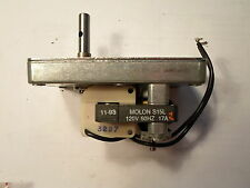 Star Part Number 9667 Motor, Used. without fan wheel