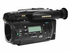 Grundig LC 485 e video hi8 videocámara - 8mm video grabadora Camera