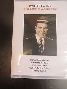 Walter Forde Silent Comedies 9.5mm Pathe Collection
